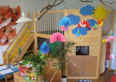 Spielburg für Kinder